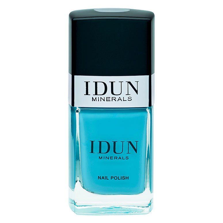 IDUN Minerals Nail Polish 11 ml – Azurit