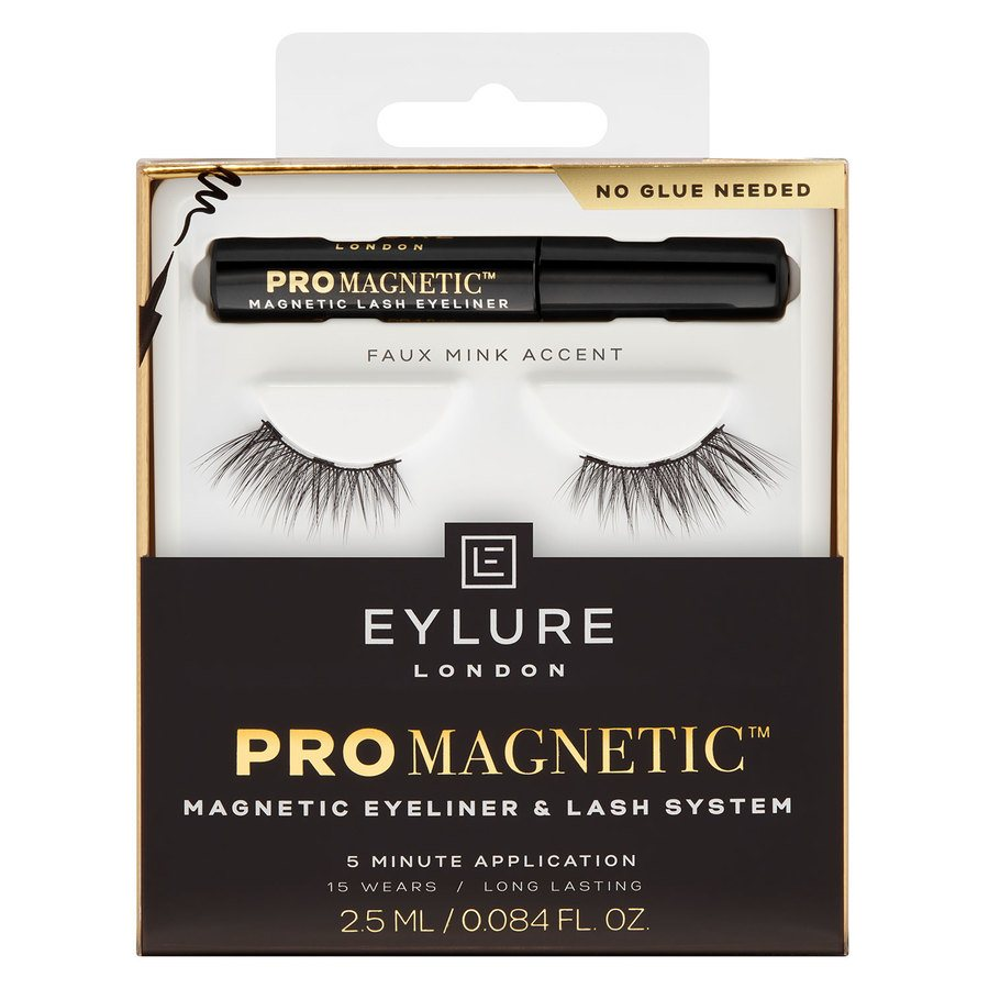 Eylure ProMagnetic Magnetic Liner & Lash System – Faux Mink Accent