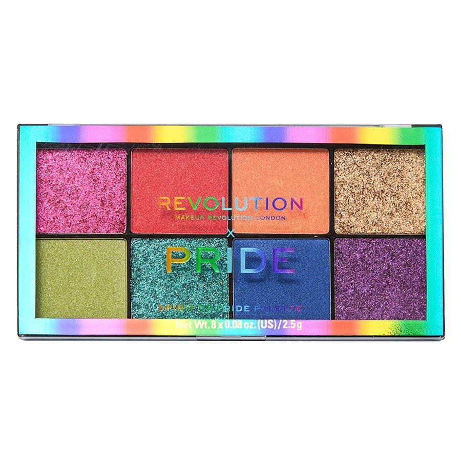 Makeup Revolution X Pride Spirit Of Pride Shadow Palette