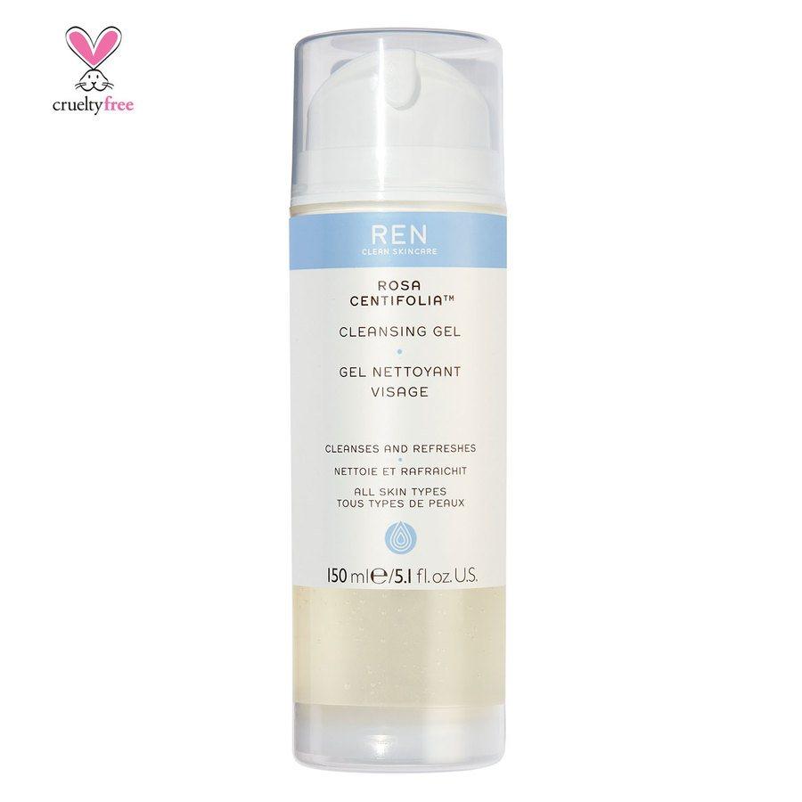 REN Clean Skincare Rosa Centifolia Cleansing Gel 150 ml