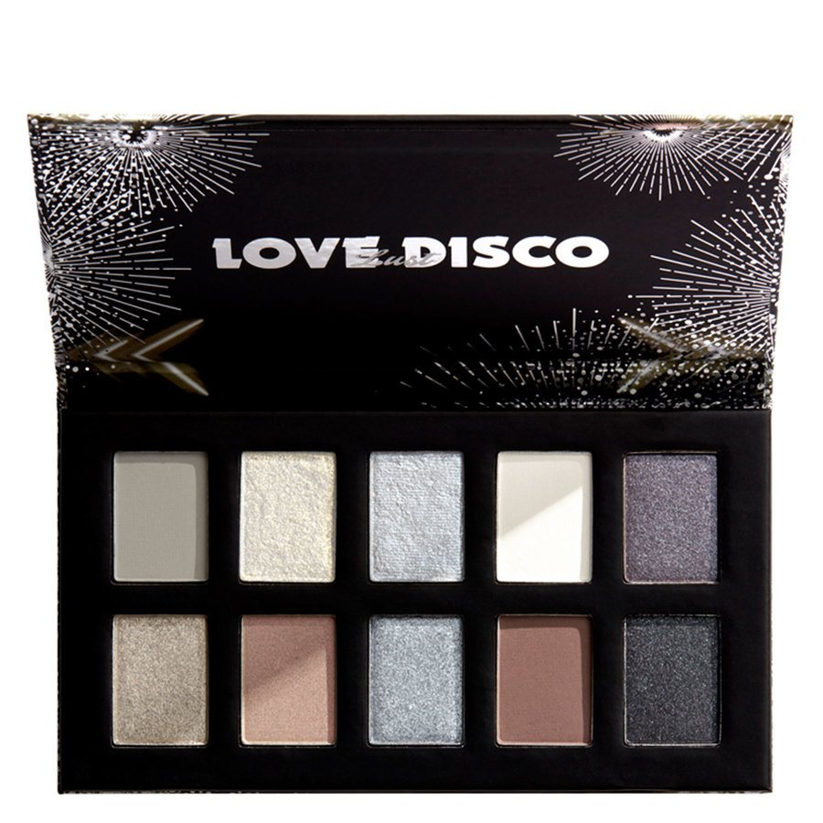 NYX Professional Makeup Love Lust Disco Eyeshadow Palette - Miss Robot