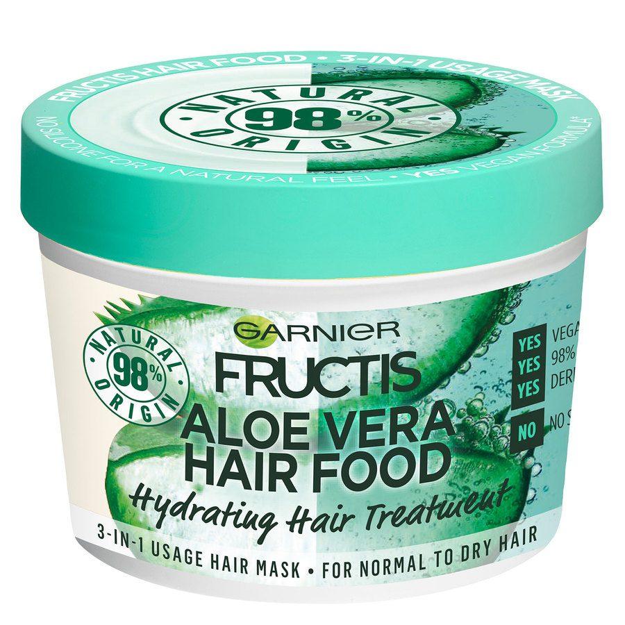 Garnier Fructis Hair Food Mask 390 ml ─ Aloe Vera