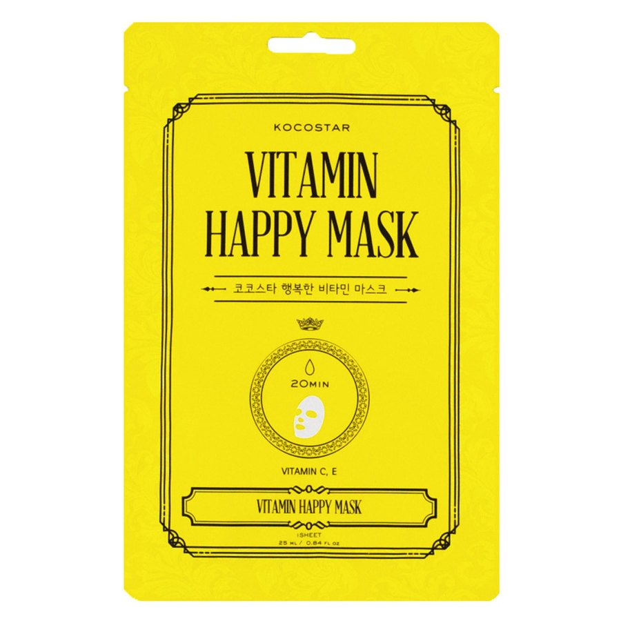 Kocostar Vitamin Happy Mask 25 ml