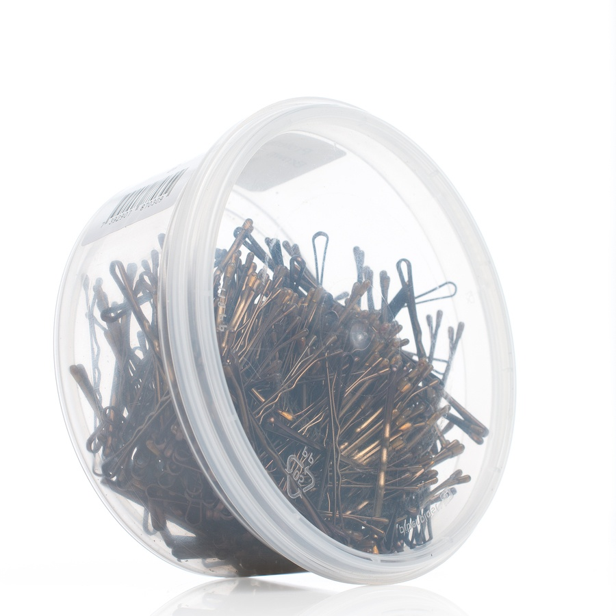 Hair Accessories Hairgrips Brown 51mm 330pcs