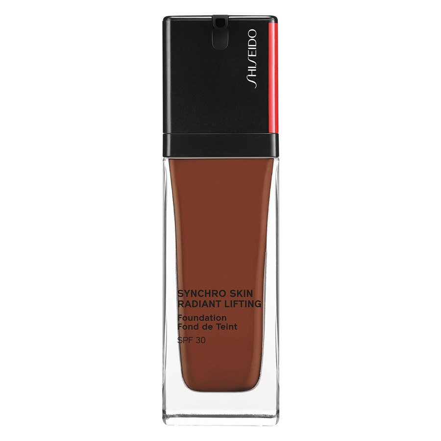 Shiseido Synchro Skin Radiant Lifting Foundation SPF 30 30 ml – 450 Copper