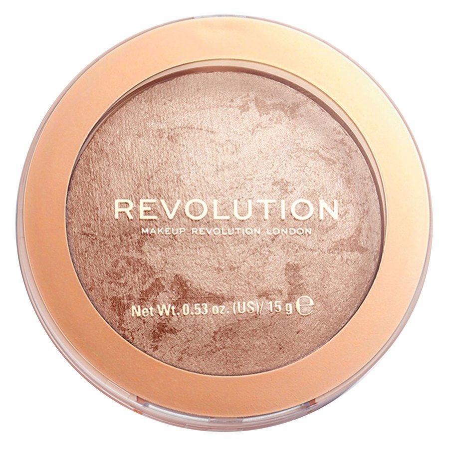 Makeup Revolution Bronzer Reloaded 15 g - Holiday