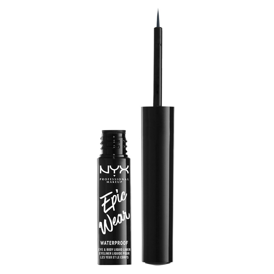 NYX Professional Makeup Epic Wear Semi Permanent Eye & Body Liquid Liner 1 ml – Stone