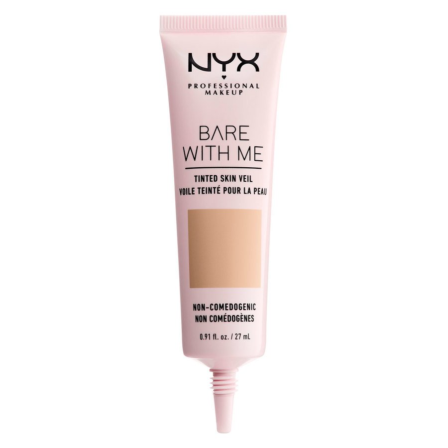 NYX Professional Makeup Bare With Me Tinted Skin Veil Natural Soft Beige 27ml