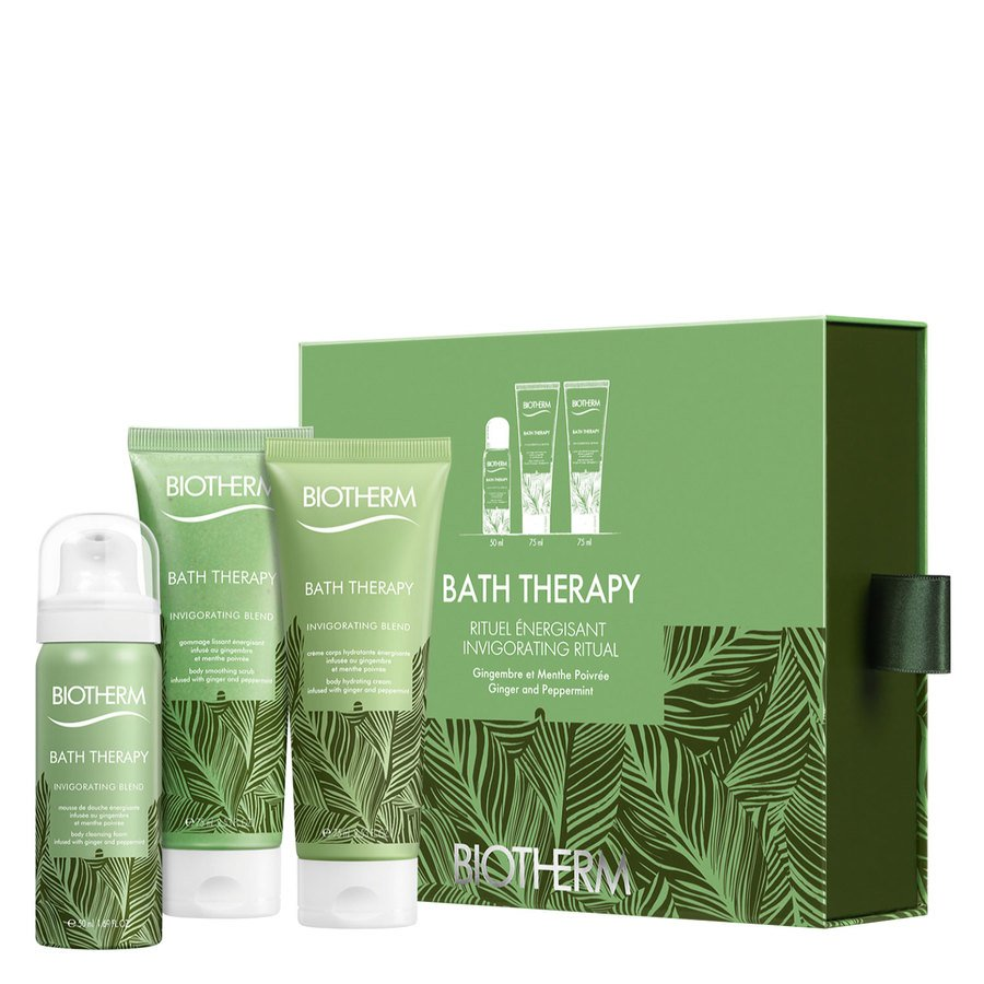 Biotherm Bath Therapy Invigorating Blend Starter Lahjapakkaus