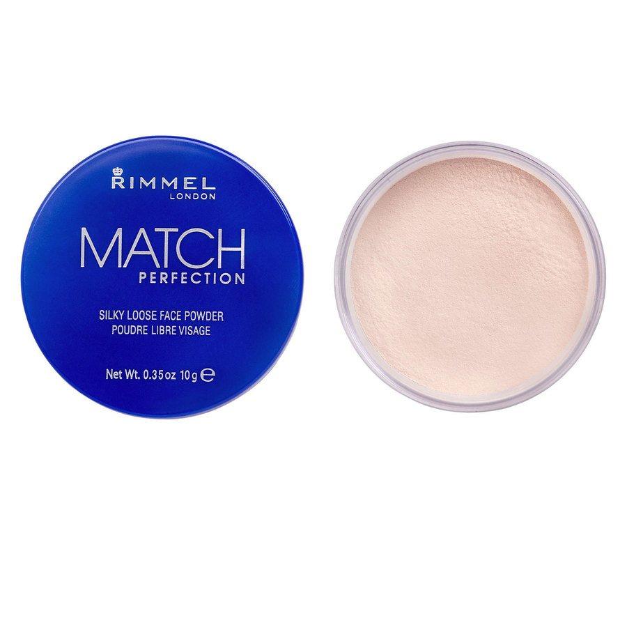 Rimmel London Match Perfection Silky Loose Powder 10 g