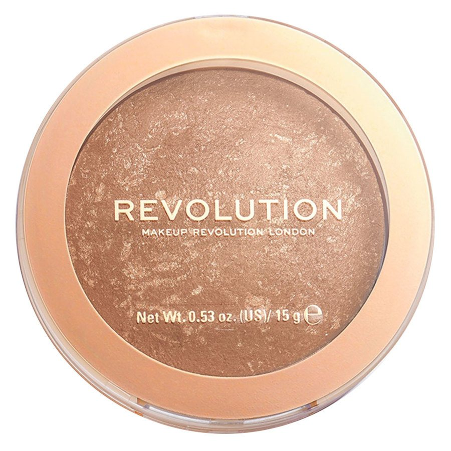 Makeup Revolution Bronzer Reloaded 15 g - Long Weekend