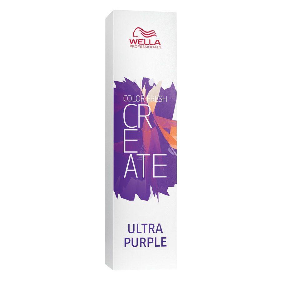 Wella Professionals Color Fresh Create 60 ml — Ultra Purple