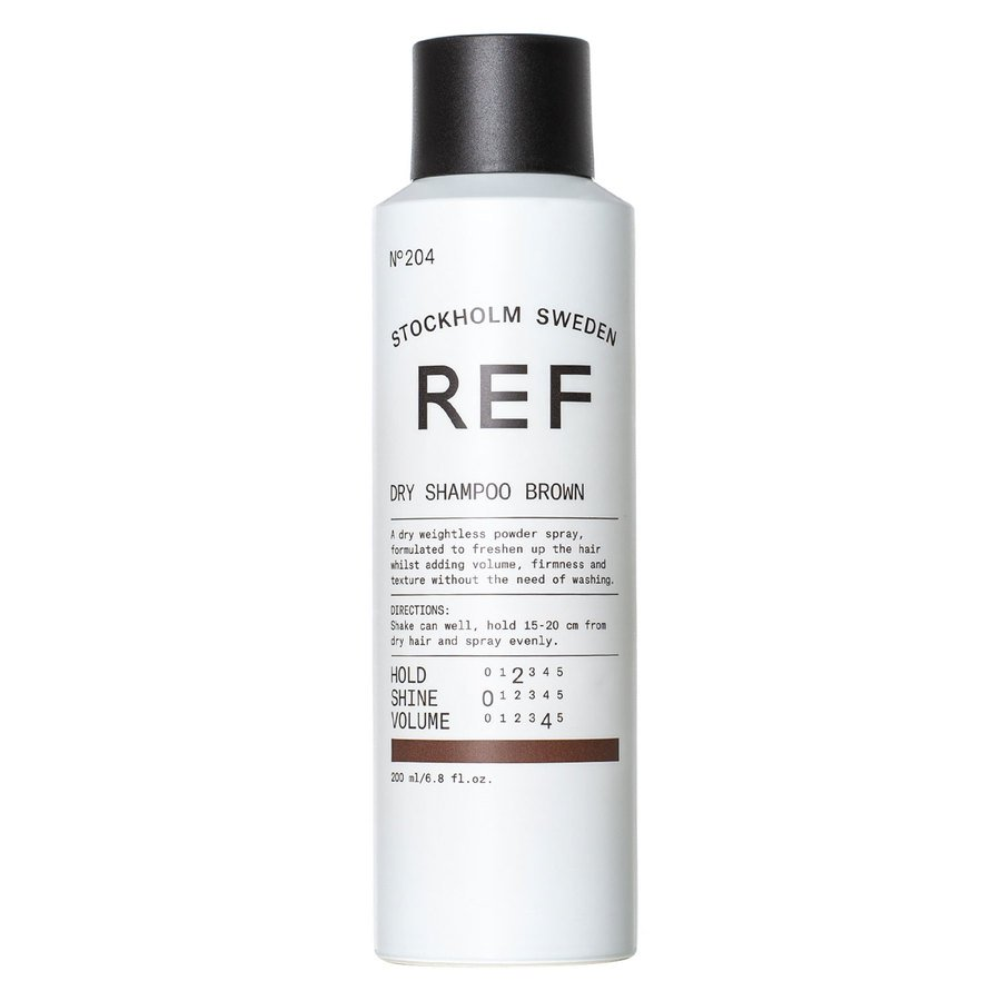 REF Dry Shampoo Brown 220ml