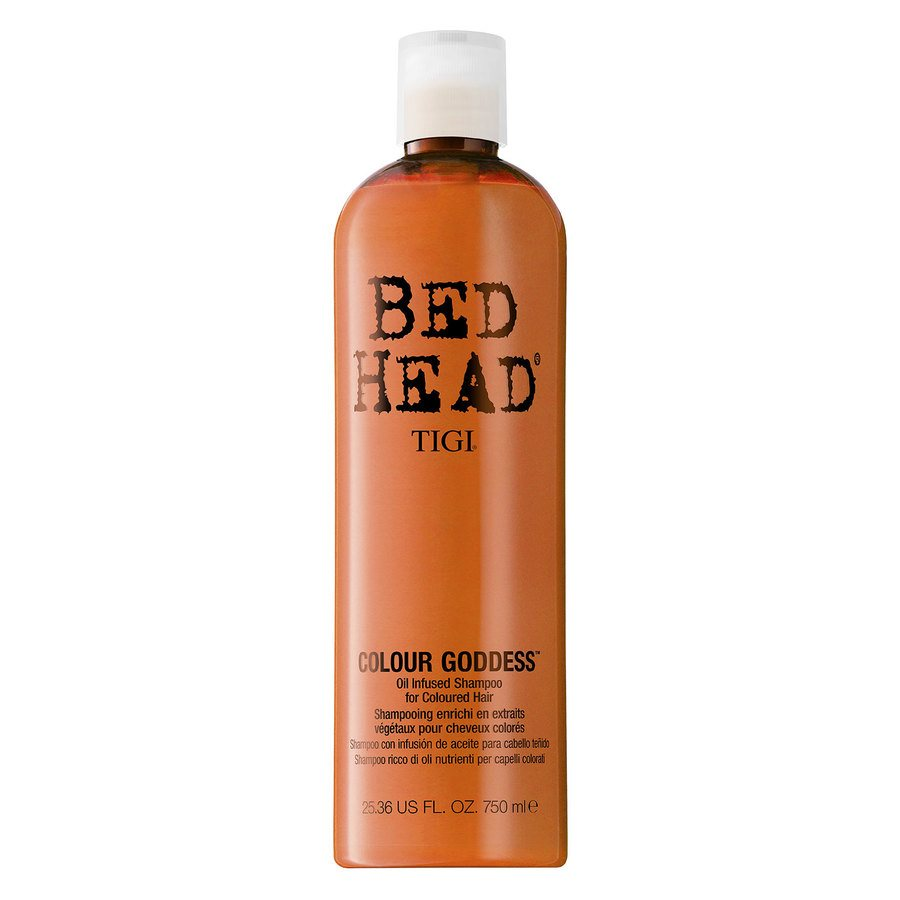 TIGI Bedhead Colour Goddess Shampoo 750 ml