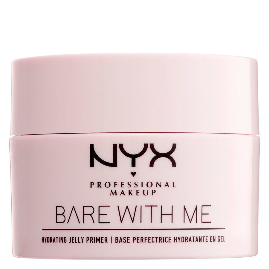 NYX Professional Makeup Bare With Me Hydrating Jelly Primer Translucent 40g