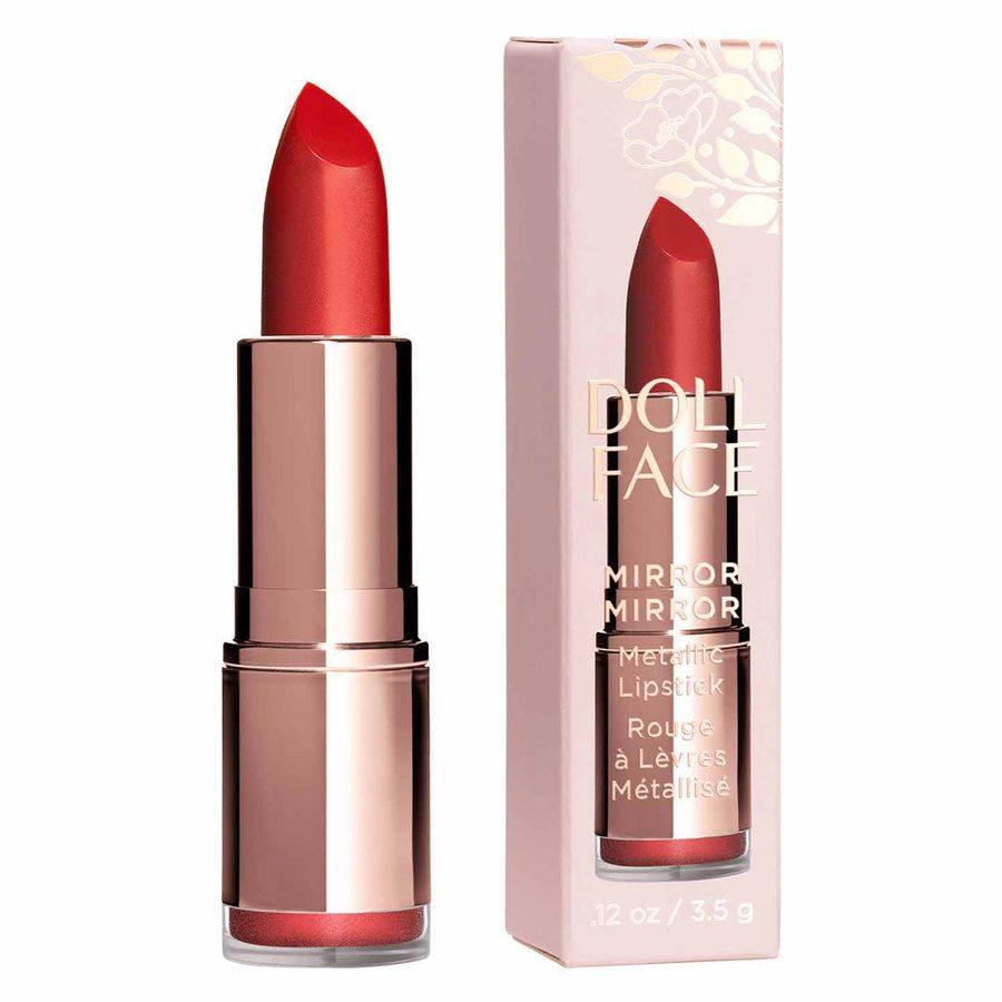 Doll Face Mirror Mirror Metallic Lipstick 3,4 g ─ Charmed