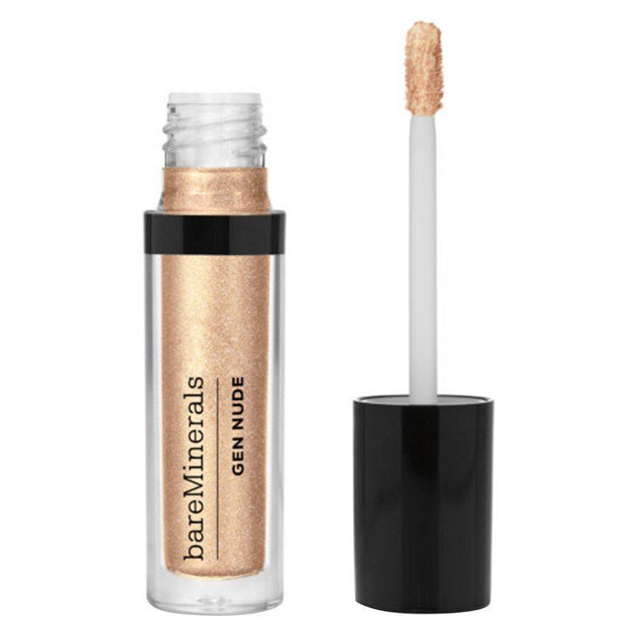 BareMinerals Gen Nude Metallic Liquid Eyeshadow 3,3 ml - Golden Topaz