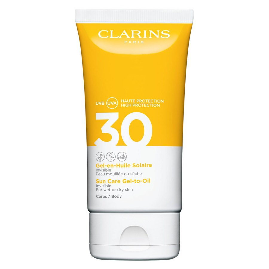 Clarins Sun Care Body Gel-To-Oil SPF 30 150 ml