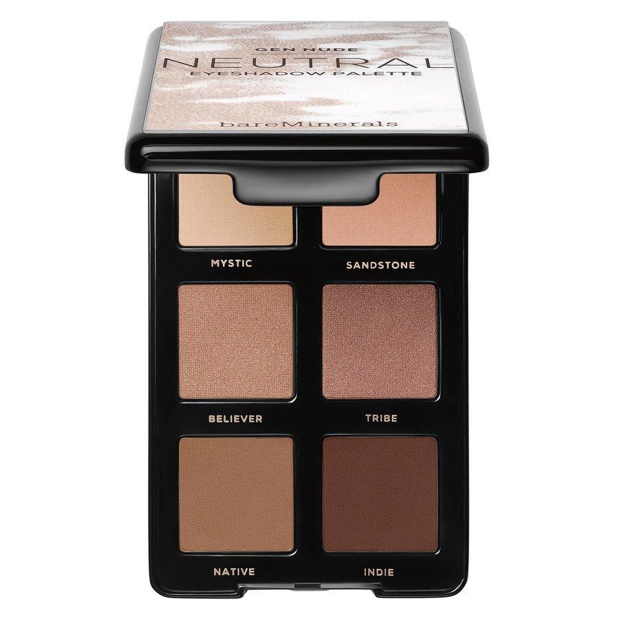 BareMinerals Gen Nude Eyeshadow Palettes - Light to Medium 6,6g