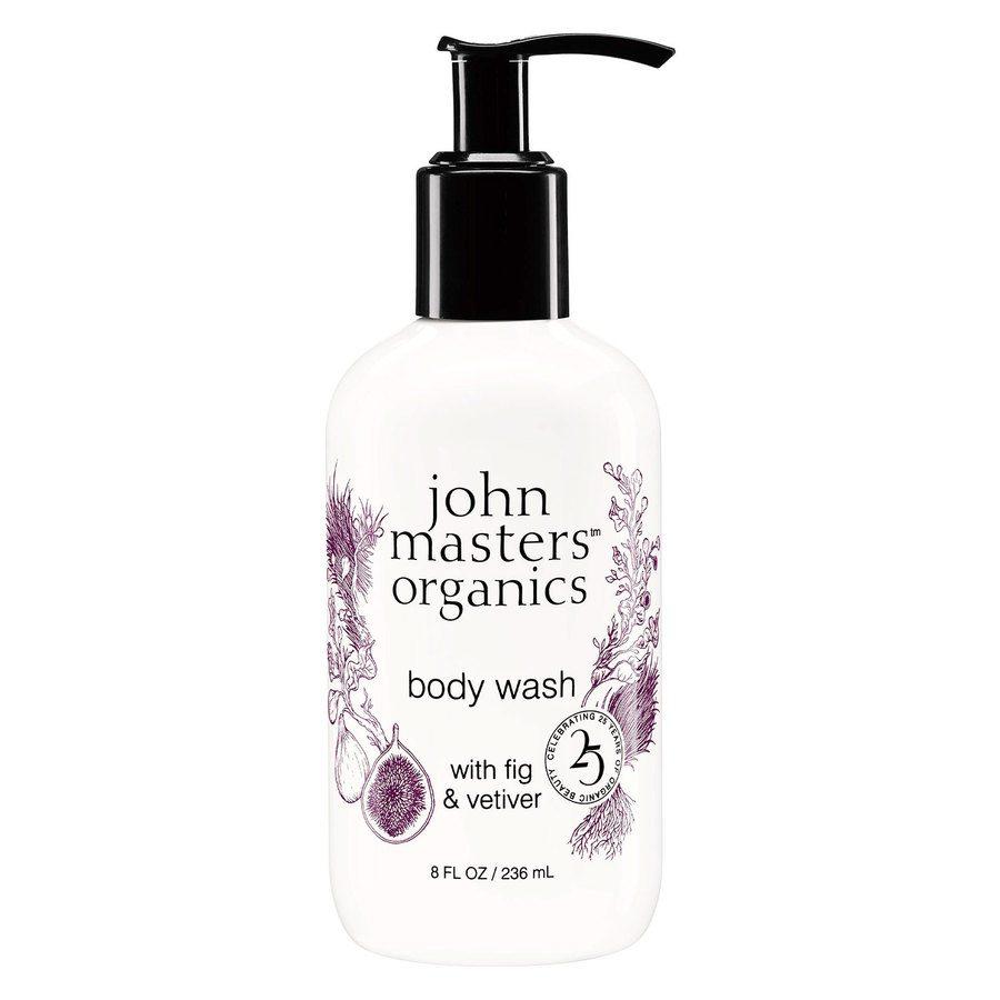 John Masters Organics Fig & Vetiver Body Wash 236 ml