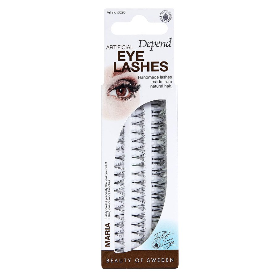 Depend Artificial Eyelashes - Maria