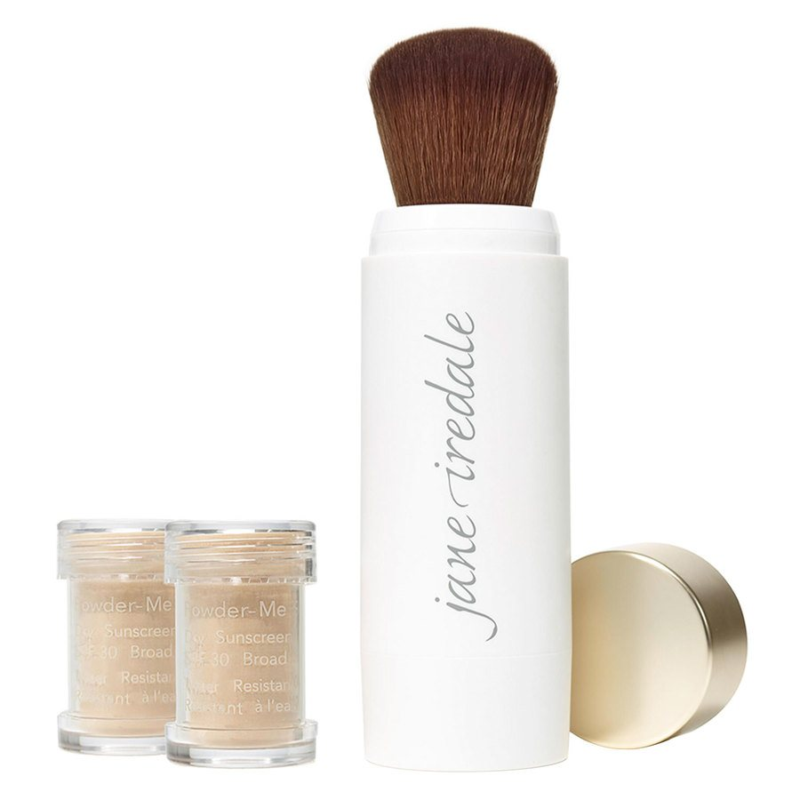 Jane Iredale Powder-Me Dry Sunscreen SPF 30 – Nude