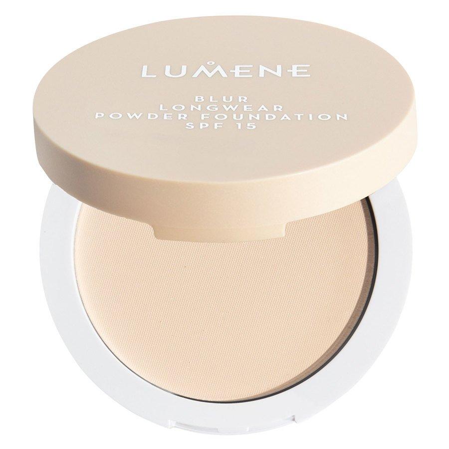 Lumene Blur Longwear Powder Foundation SPF 15 10 g - Classic Beige