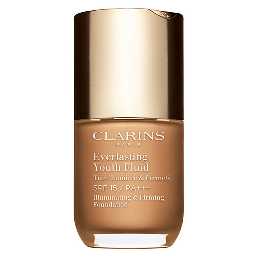 Clarins Everlasting Youth Fluid Foundation 30 ml – 114 Cappuccino