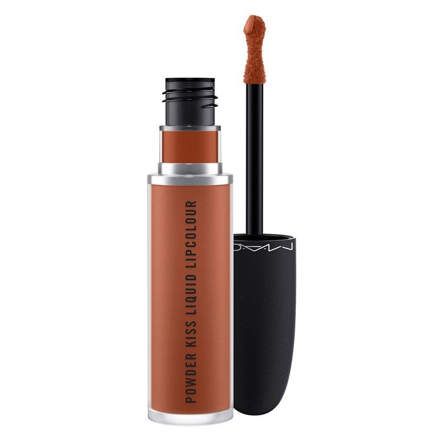 MAC Cosmetics Powder Kiss Liquid Lipcolour 5 ml – Impulsive