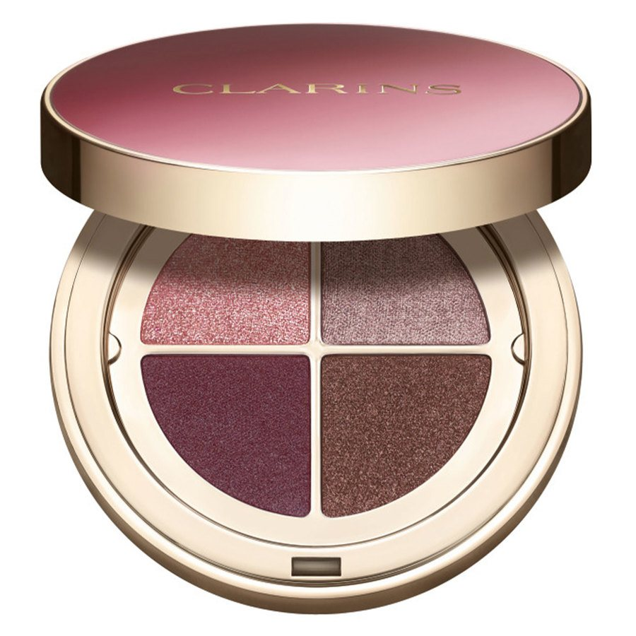 Clarins Ombre 4 Couleurs 02 Rosewood Gradation 4g