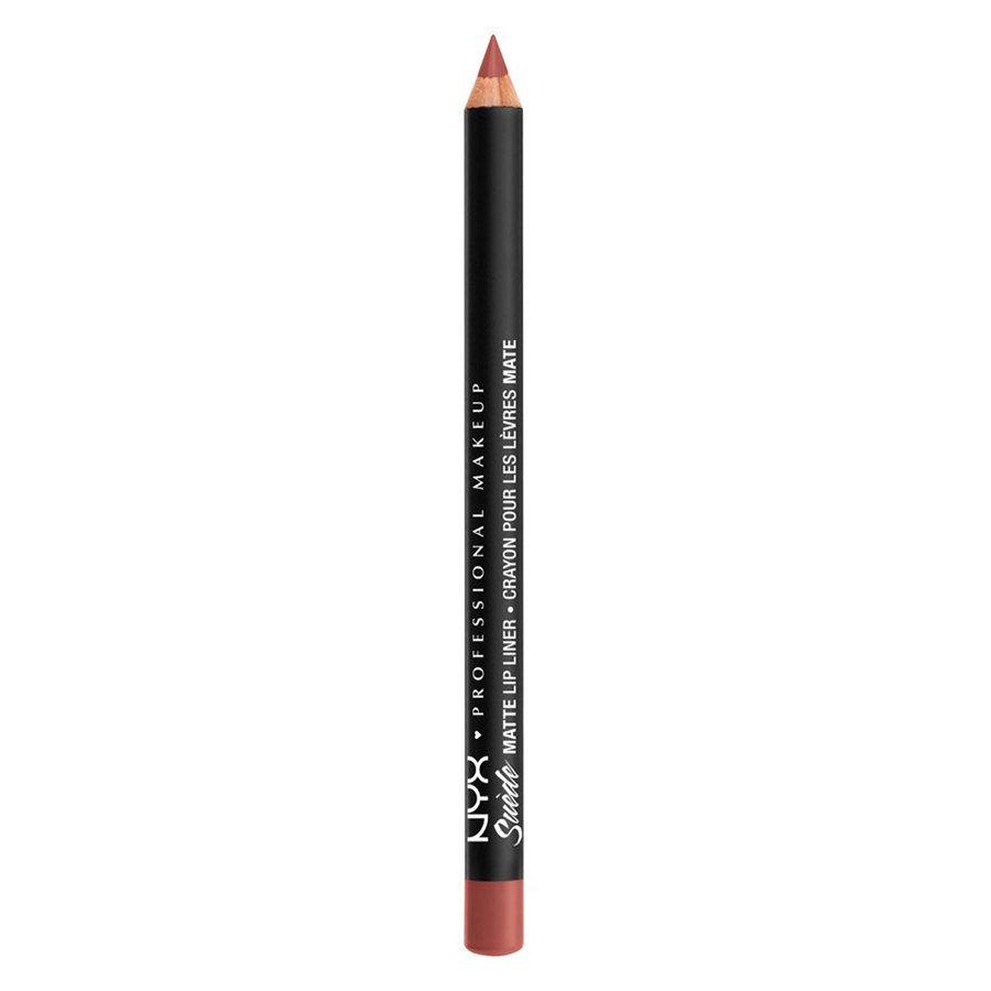 NYX Professional Makeup Suede Matte Lip Liner 1,0 g – Kyoto