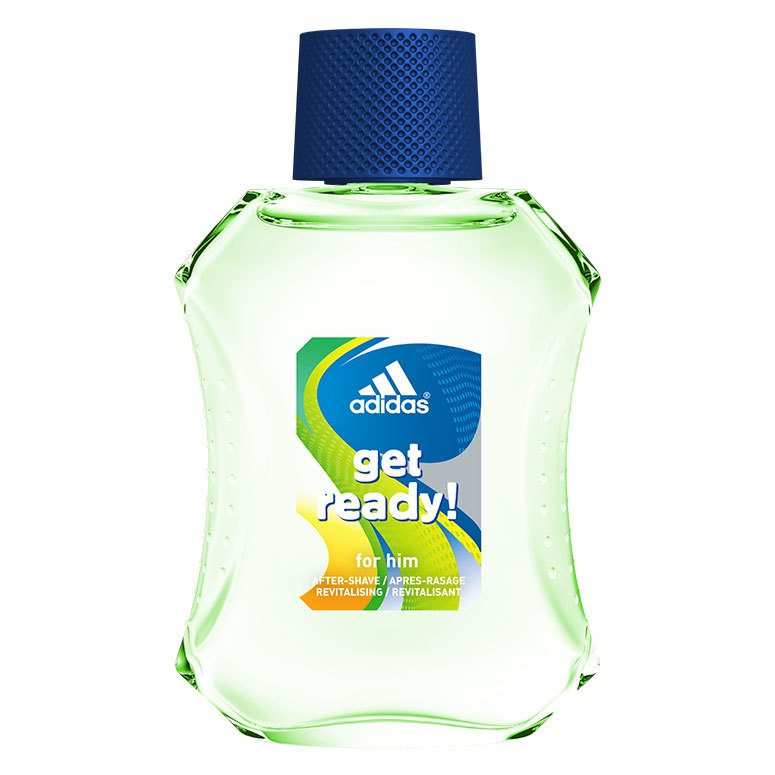 Adidas Get Ready! After Shave 100 ml