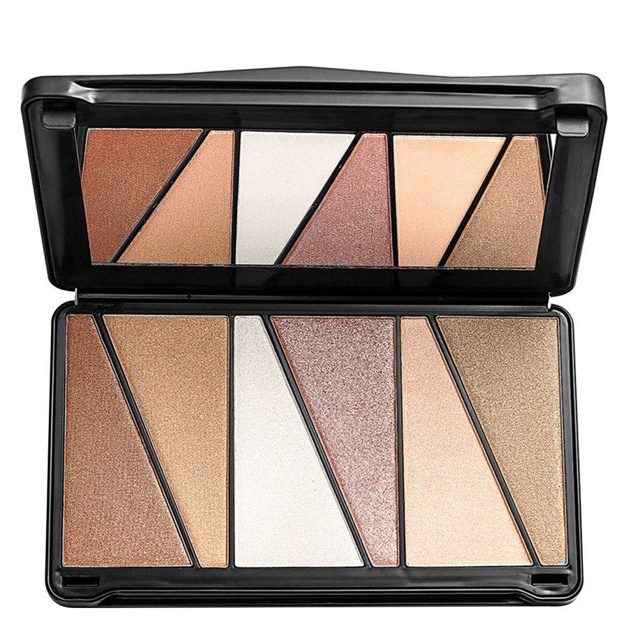 Makeup Revolution Shook Highlighter Palette 6 x 7 g