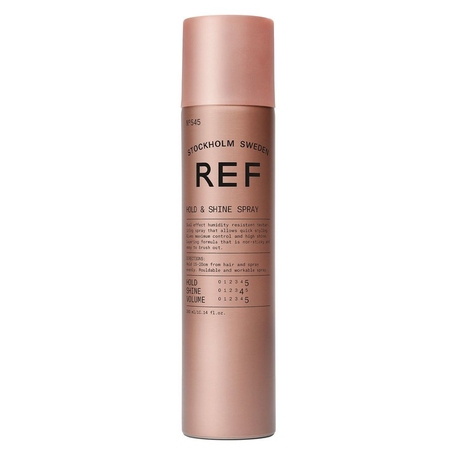 REF Hold & Shine Spray 300 ml