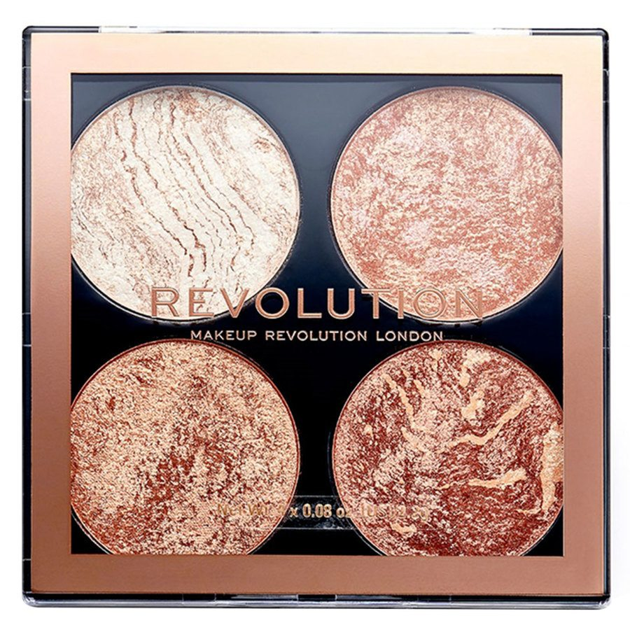 Makeup Revolution Cheek Kit Palette 8,8 g - Don't Hold Back