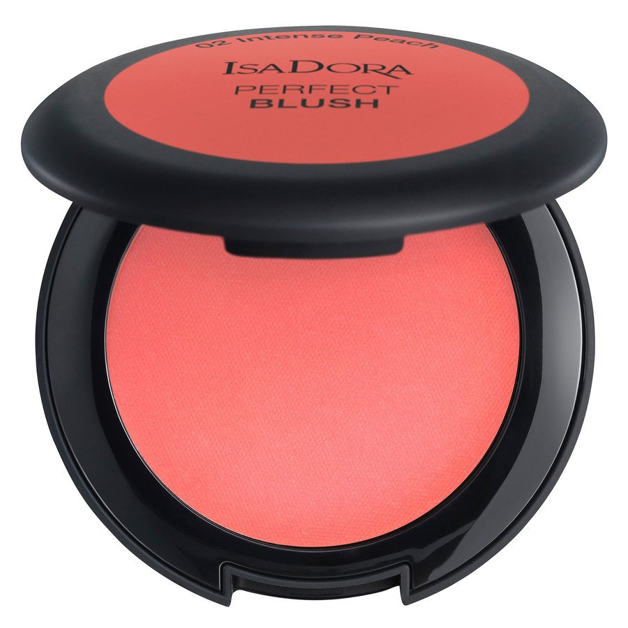 IsaDora Perfect Blush 4,5 g – 02 Intense Peach