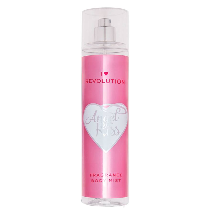 Makeup Revolution I Heart Revolution Angel Kiss Body Mist 236 ml