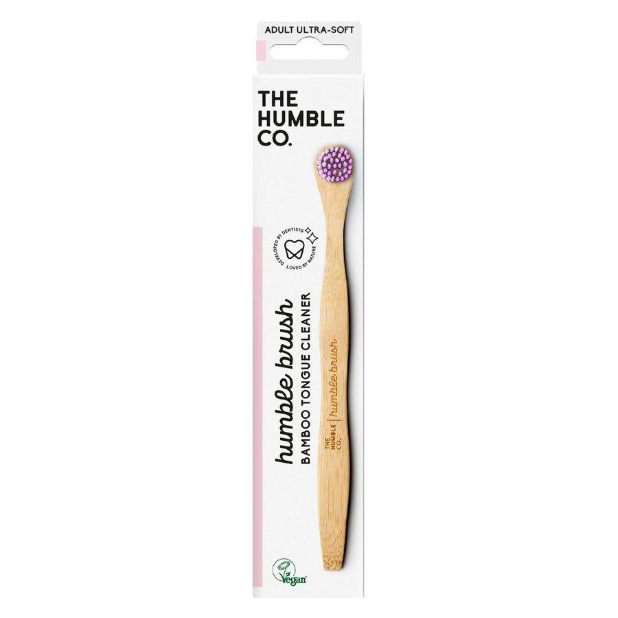 The Humble Co Humble Tongue Scraper Ultra Soft – Purple