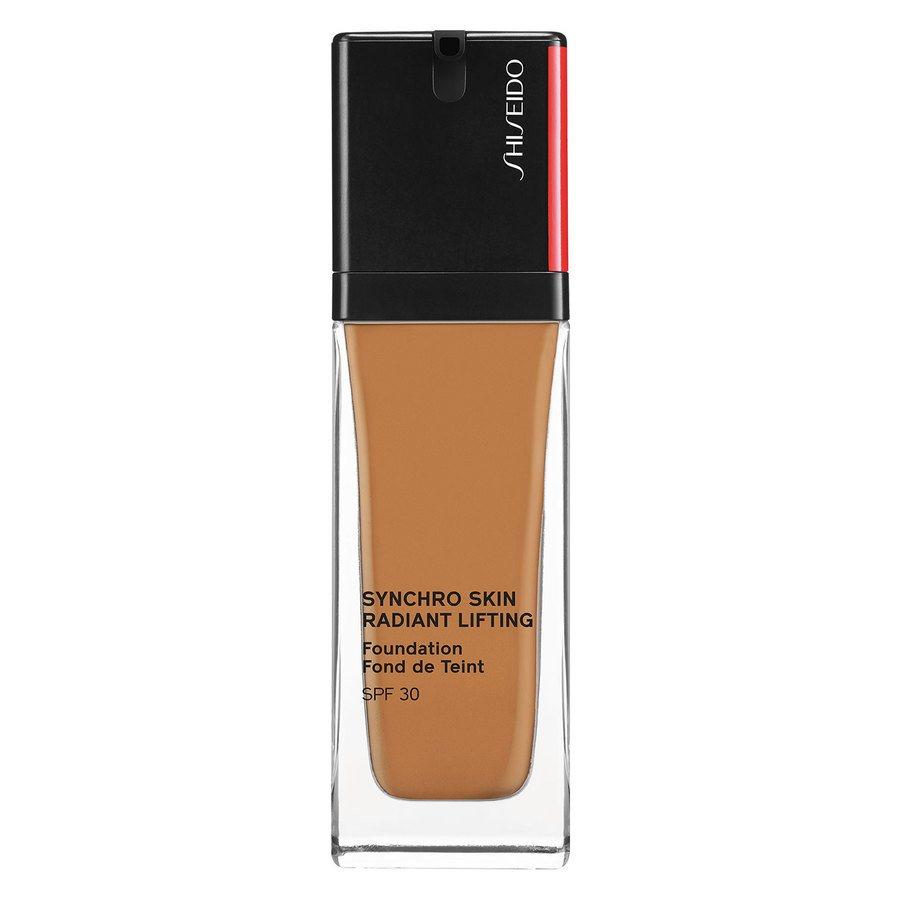 Shiseido Synchro Skin Radiant Lifting Foundation SPF 30 30 ml – 420 Bronze