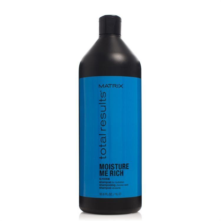 Matrix Total Results Moisture Me Rich Shampoo 1 000 ml