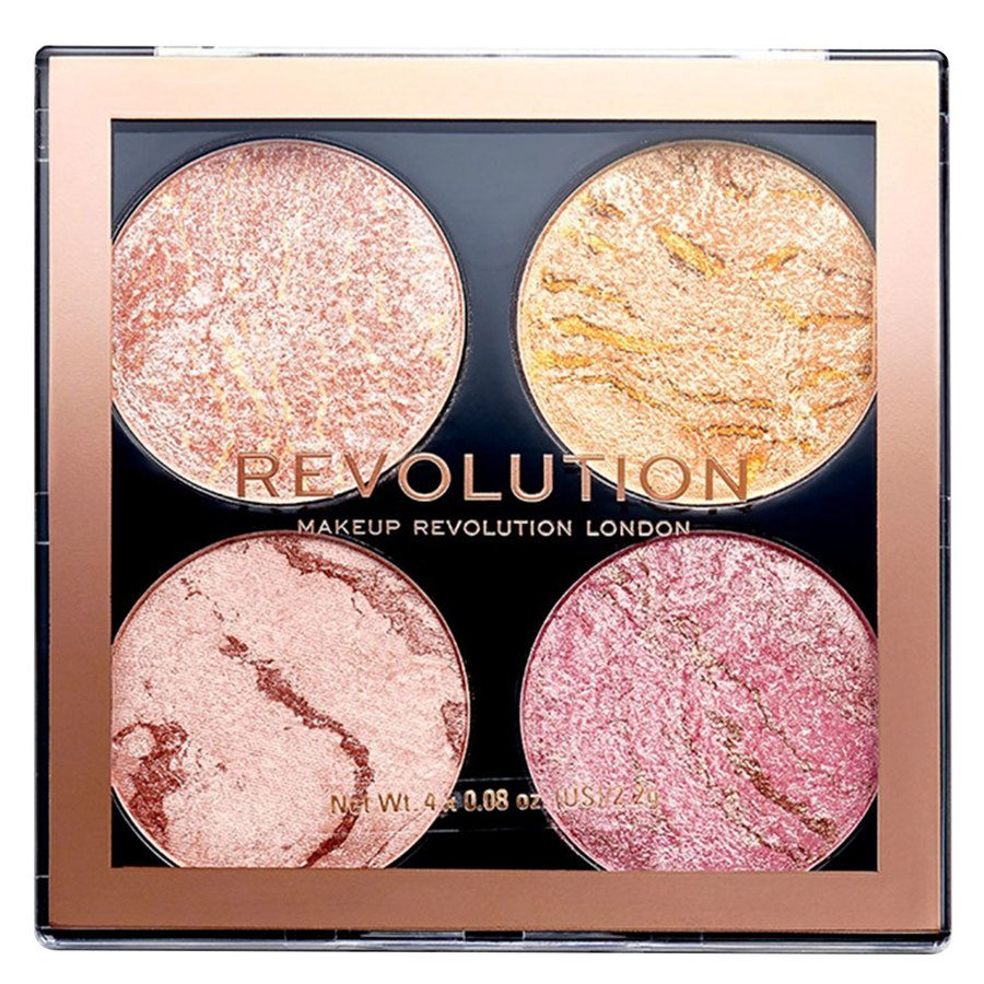 Makeup Revolution Cheek Kit Palette 8,8 g - Fresh Perspective
