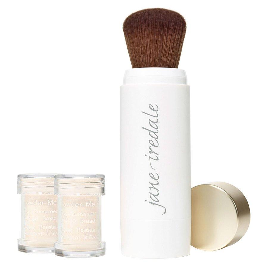 Jane Iredale Powder-Me Dry Sunscreen SPF 30 – Translucent