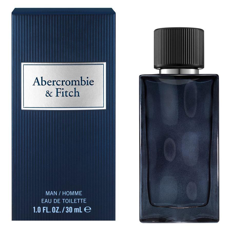 Abercrombie & Fitch First Instinct Blue Men Eau De Toilette 30 ml