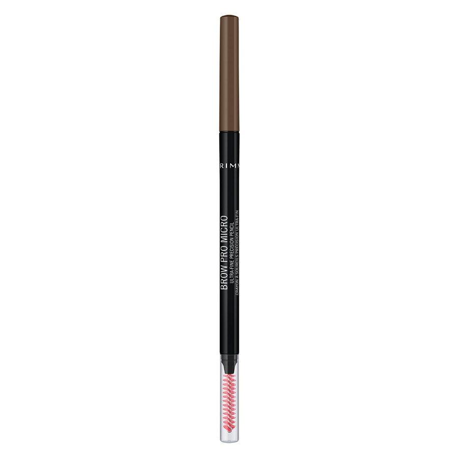 Rimmel London Brow Pro Micro Ultra-Fine Precision Pencil 0,9 g – #002 Brown
