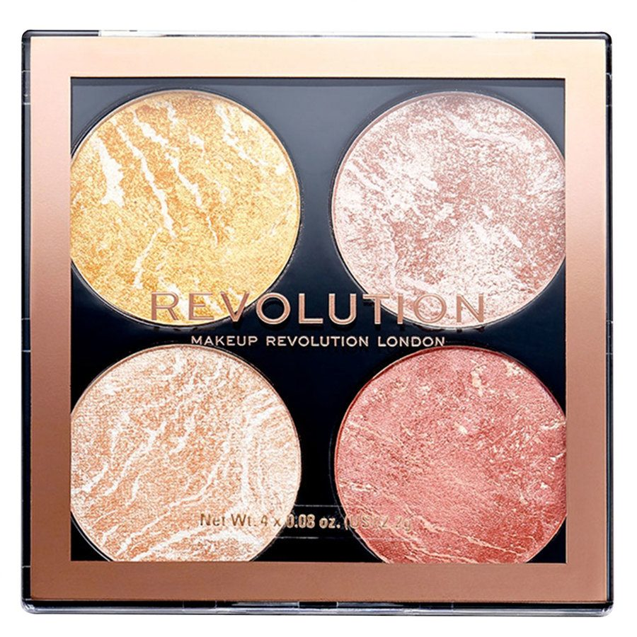 Makeup Revolution Cheek Kit Palette 8,8 g - Make It Count