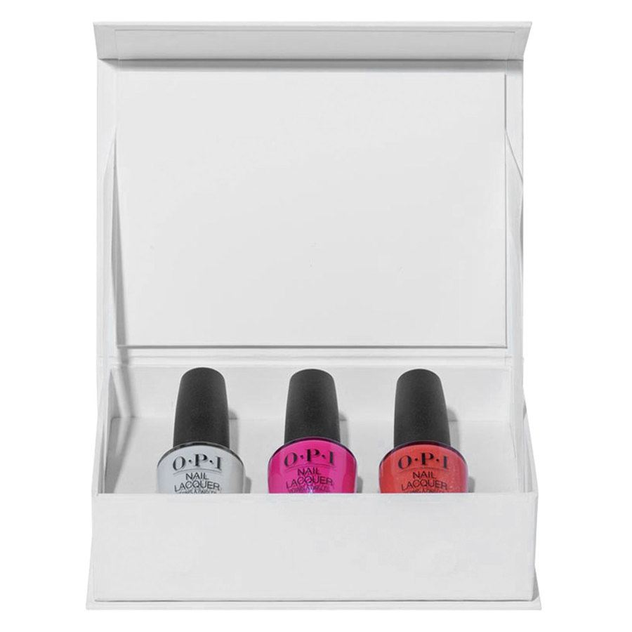 OPI Mexico City Nail Lacquer Trio Pack 3 x 3,75 ml