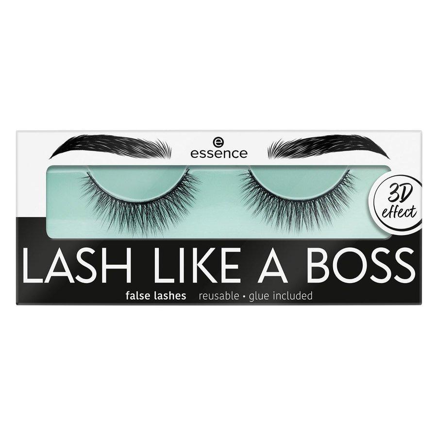 essence Lash Like A Boss False Lashes 3 kpl – 04