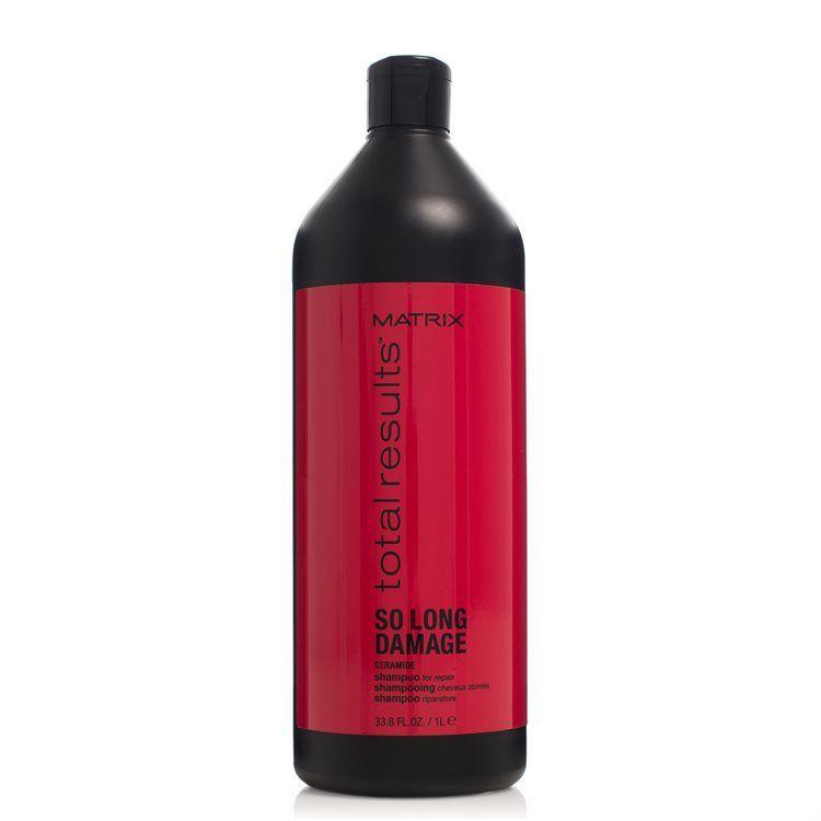 Matrix Total Results So Long Damage Shampoo 1 000 ml