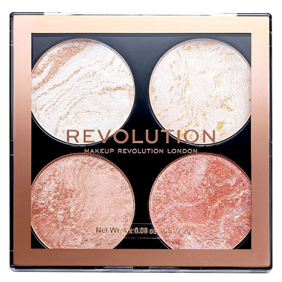 Makeup Revolution Cheek Kit Palette 8,8 g - Take A Breather