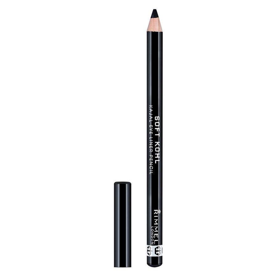 Rimmel Soft Kohl Kajal Eyeliner 1,2 g ─ #061 Jet Black